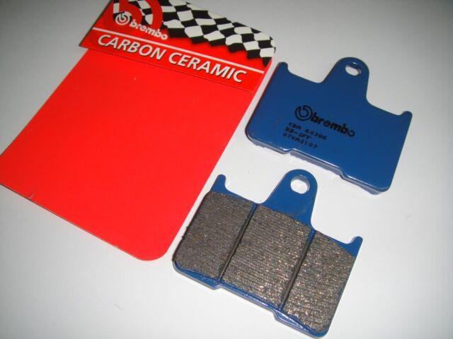 Brake Pads BREMBO Rear 07KA2107 Kawasaki 750 ZX-7 RR 2000 2001 2002