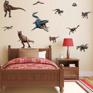 Dinosaur Jurassic World Vinyl Wall Art Decal Sticker Kids Boy Bedroom Decor Decor Decals Stickers Vinyl Art Children S Bedroom Boy Decor Decals Stickers Vinyl Art