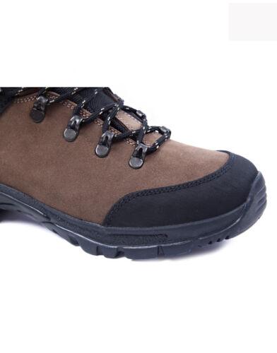 Sonstige Khaki und schwarz cherbrook Stiefel von Aigle Wandern Bequem Zelten Stiefel