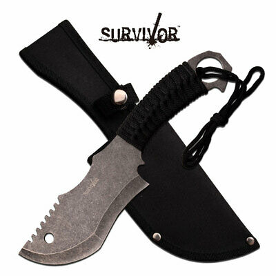 Coltello Survivor Jungle Lee Coltello Campeggio