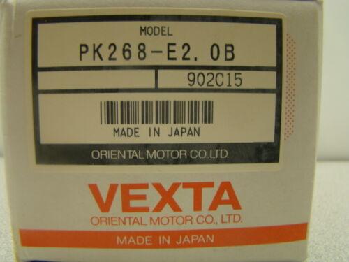 Vexta PK268-E2 0B Stepping Motor 2-Phase 1.8º//Step