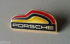 PORSCHE 911 SILHOUETTE PIN SMALTATO 30x12mm [8248]