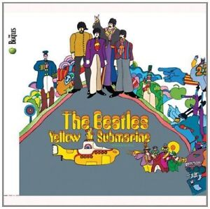 The-Beatles-Yellow-Submarine-Nuovo-CD-Rimasterizzato-Ltd-Edizione-Digi-Pack