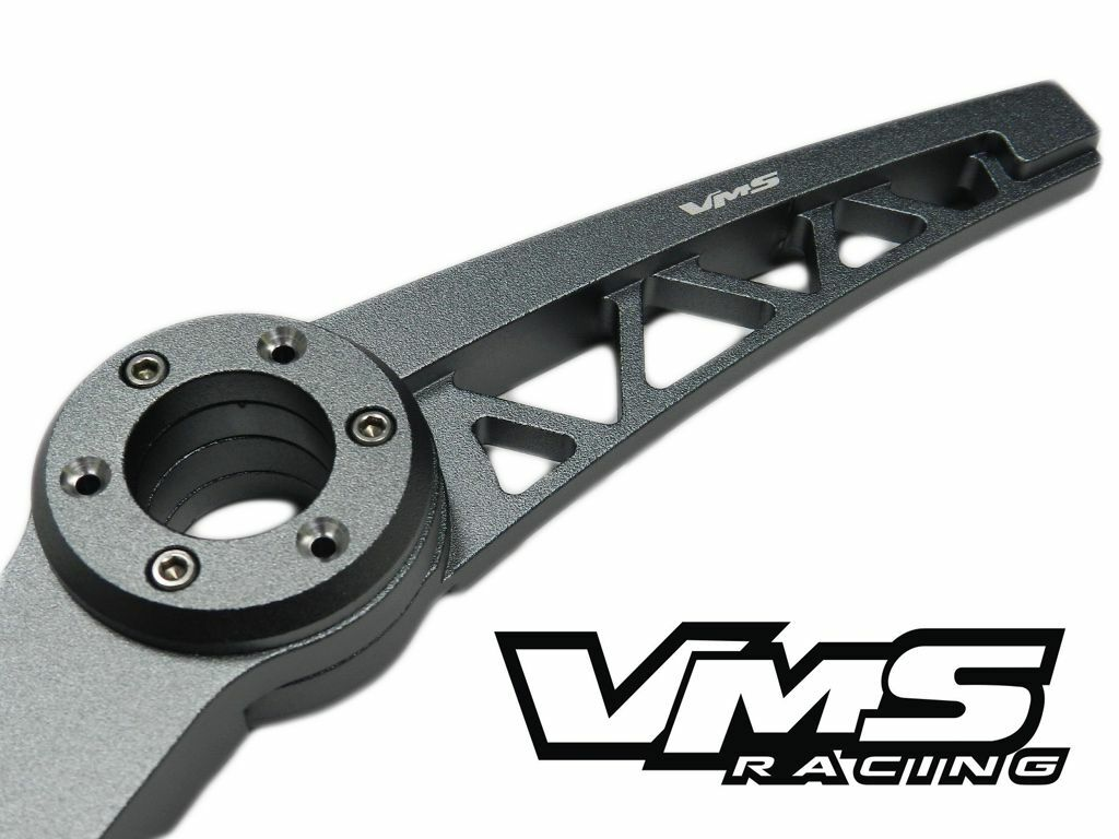 Metal Lever Arms : Vms billet adjustable truss style shifter handle arm lever