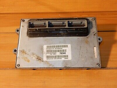Engine Computer Programmed Plug/&Play 2001 Jeep Grand Cherokee 56041783AE 4.0L AT