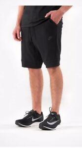 o Tech Nike Negro Shorts Fleece Tama 010 4xl 805160 q0wrqgd