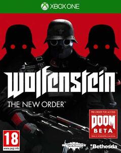 Wolfenstein-il-nuovo-ordine-Xbox-One-NUOVO-1st-Class-consegna