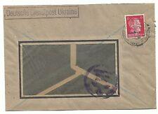 Ukraine Deutsche Dienstpost Notenbank ROWNO Wohlynien 1943