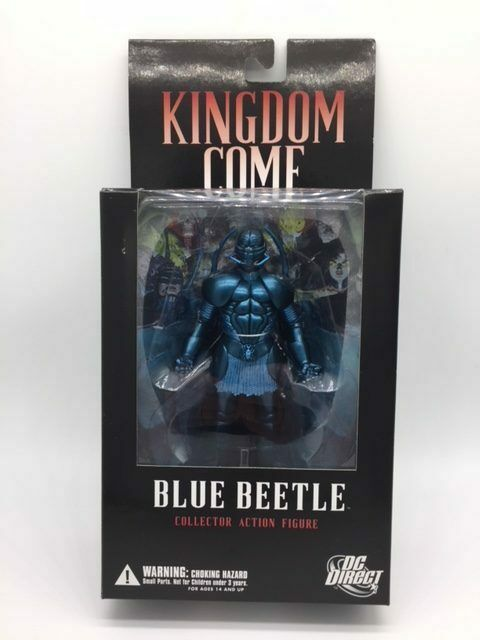 Blau BEETLE FIGURINE KINGDOM COME ALEX ALEX ALEX ROSS DC DIRECT 18 CM 9b4af4