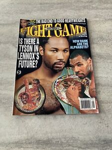 Fight-Game-Boxing-Magazine-September-2000-15-Mike-Tyson-Lennox-lewis