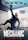 Mechanic Resurrection - DVD Region 1