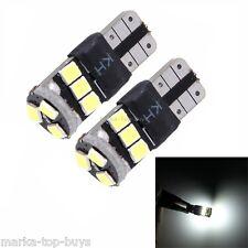 2pcs t10 5w 2835 SMD 9 LED Car clearance lights lamp, DC 12v (white light)