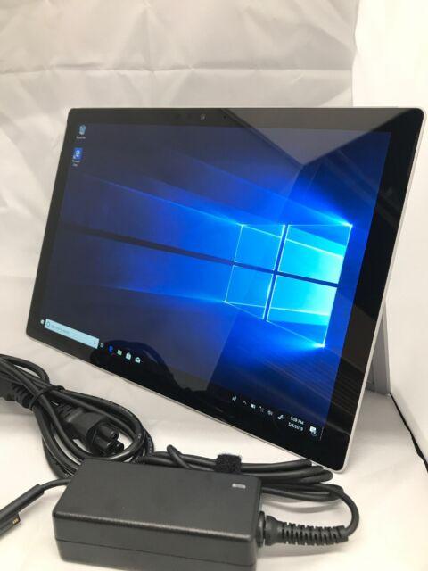 Flash 8gbmicrosoft Surface Pro 5 128gb Core I5 12 3
