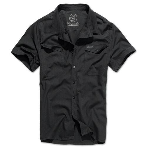 BRANDIT Roadstar Shirt 1//2 Sleeve kurz Arm Hemd NEU