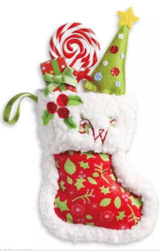 NEW American Girl Wellie Wisher'S Merry Stocking Set Christmas Holidays