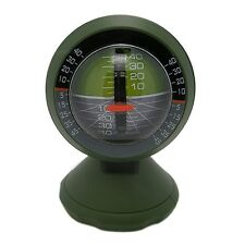 Auto Neigungsmesser Hang im freien Maßnahme Tool Fahrzeug Kompass Multifunktions