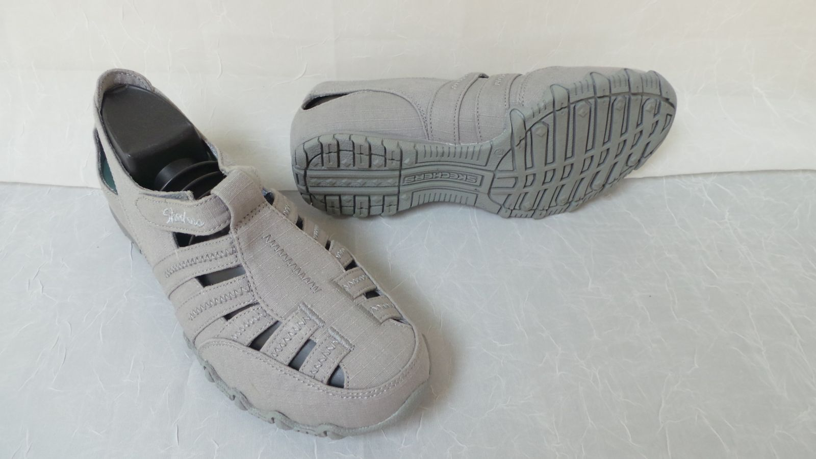 New! Skechers Womens Relaxed  Fit: Bikers-Garibaldi Sandals-Style 49024  Relaxed 97N   la 9dac8e