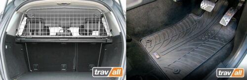 TRAVALL DOG GUARD CAR FLOOR MATS for MERCEDES BENZ ML 2008-2011