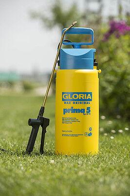 Gloria Drucksprühgerät  Prima 5 Typ 39 TE Sprühgerät Pflanzenschutz 5 L 80.0000