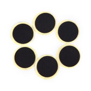 10pcs-25mm-Self-Adhesive-Glueless-Bike-Patch-Puncture-Tyre-Tire-Tube-Repair-jg
