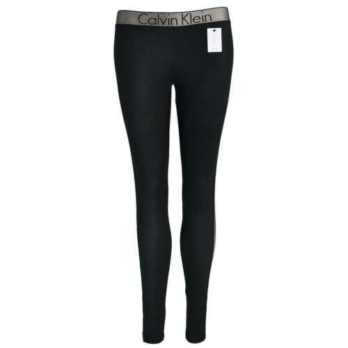il per casual Customized Klein Pantaloni Stretch Ck tempo libero neri Legging Calvin Women's wzpAq8H