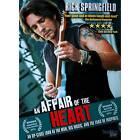 Rick Springfield an Affair of The Heart Region 1 DVD