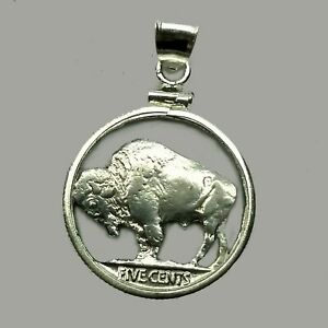 Buffalo-Nickel-Cut-Coin-Necklace-Pendant
