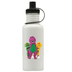 Personalized Custom Barney & Friends Water Bottle Gift