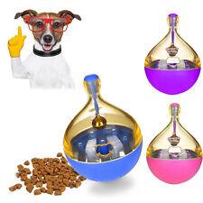 Petacc Treat Ball Indestructible Dog Toys Ball Dog Food Dispenser Smarter IQ New