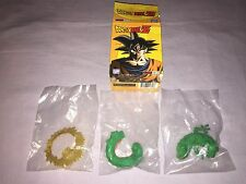 LOT OF 3 DRAGON BALL Z ACTION VINYLS LOYAL SUBJECTS BAF SHENRON PIECES **NEW**