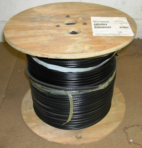 Commscope F5967BVM RG 59 Messengered Cable-1000/' Reel