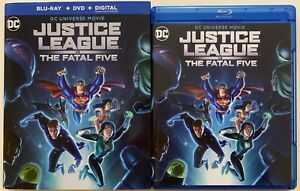 DC-JUSTICE-LEAGUE-VS-THE-FATAL-FIVE-BLU-RAY-DVD-2-DISC-SET-SLIPCOVER-SLEEVE