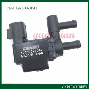 Details about Vacuum Solenoid Switch Valve 192000-3042 For Toyota Corolla  T100 Paseo 1991-97