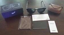 Persol 714 SM Steve McQueen Black Gradiant Limited Edition Sunglasses 95/71 52