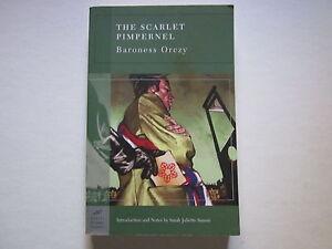 THE-SCARLET-PIMPERNEL-BARONESS-ORCZY-Unread-Condition