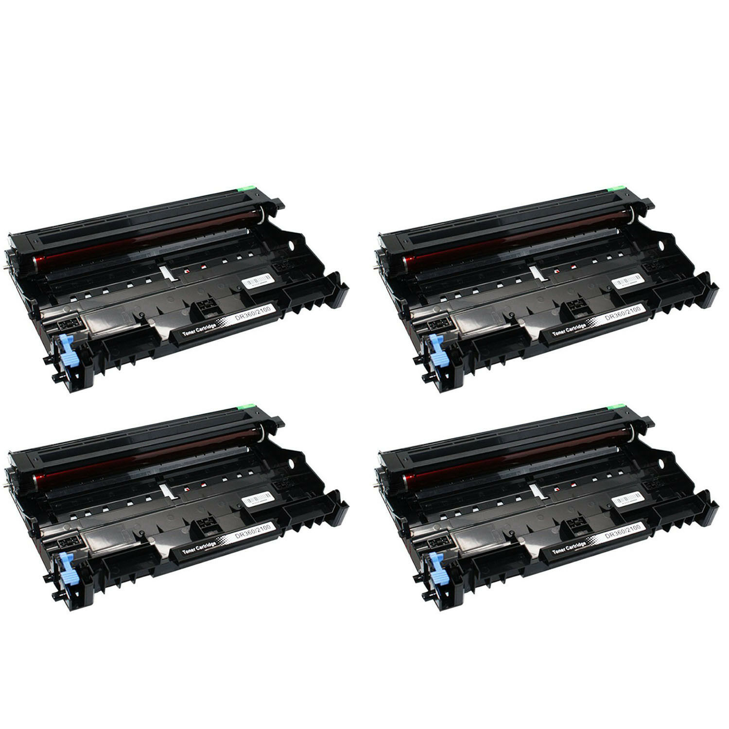 2x TONER COMPATIBILE PER BROTHER mfc-7320 dcp-7030 hl2140 mfc-7440n hl2150n 95
