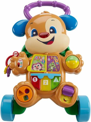 Toy For 1 year Olds Developmental Toddler Toy Educational Walk Learning Spanish