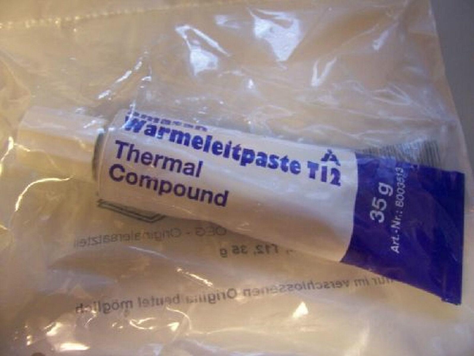 Amasan T12 P/âte thermique 5 g Tube