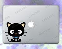 Hello Kitty Chococat Color Vinyl Sticker For Macbook Air/pro