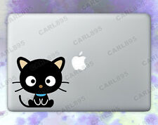 Hello Kitty Chococat Color Vinyl Sticker for Macbook Air/Pro