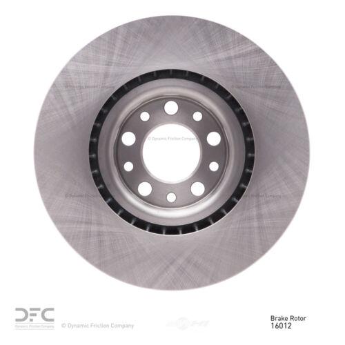 Disc Brake Rotor Front DFC 600-16012