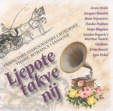 LJEPOTE TAKVE NIJ CD Ribara starog kci Romance Sansone Igor Delac Giuliano Arsen