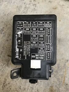1994 1995 1996 1997 Acura Integra Engine Fuse Box Unit 38250-ST7-A01 | eBayeBay
