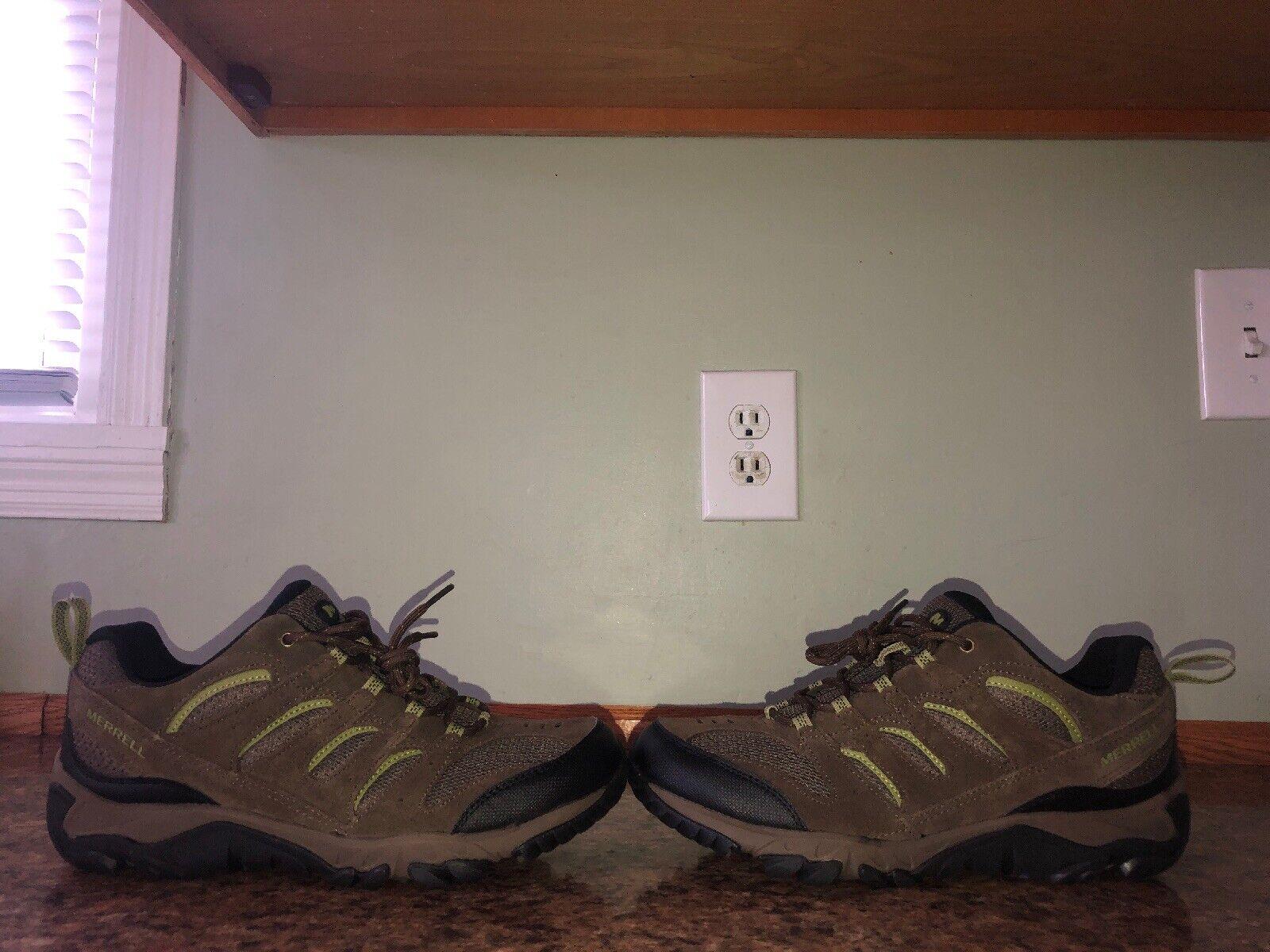 Merrell bianca  Pine Ventilatore Low Mens Water Safety Hiking Trail stivali Dimensione 10  si affrettò a vedere