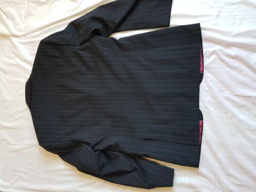 Mensburton Blue Suit Mensburton Stripe Suit 42 Blue Stripe 42 0qIXUS