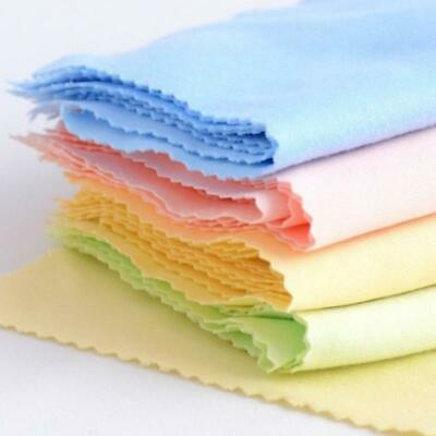 Microfiber Cleaning Cloth Cleaner for DSLR Camera Tab Cell Screens Glasses Lens