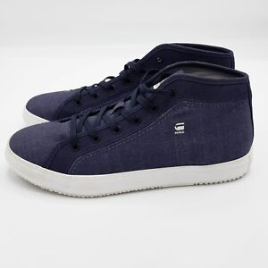 3a9e412ceb0 G-Star Raw D04330-8718-3735 Kendo Mid Herren Schuhe Sneakers ...