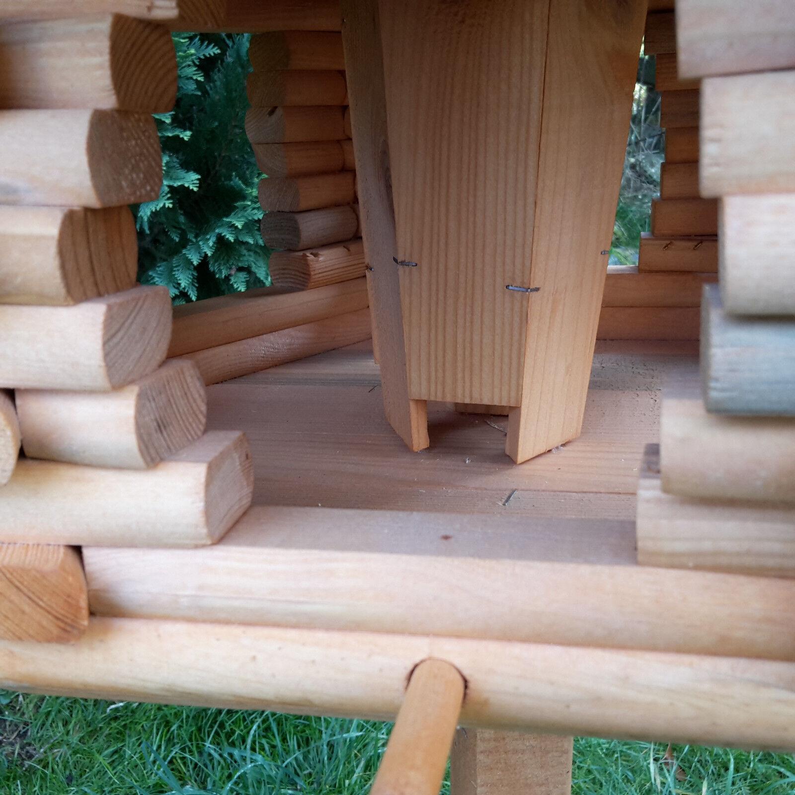 Vogelhaus XXXL 62cm Typ Bayern Vogelhäuser Vogelfutterhaus mit Nistkasten Nistkasten Nistkasten Holz | Hat einen langen Ruf  | Shop  | Am wirtschaftlichsten  e10e5b
