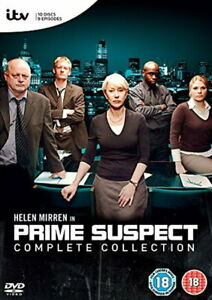 Prime Suspect - Complete Collection (1991 - 2006) [New DVD]