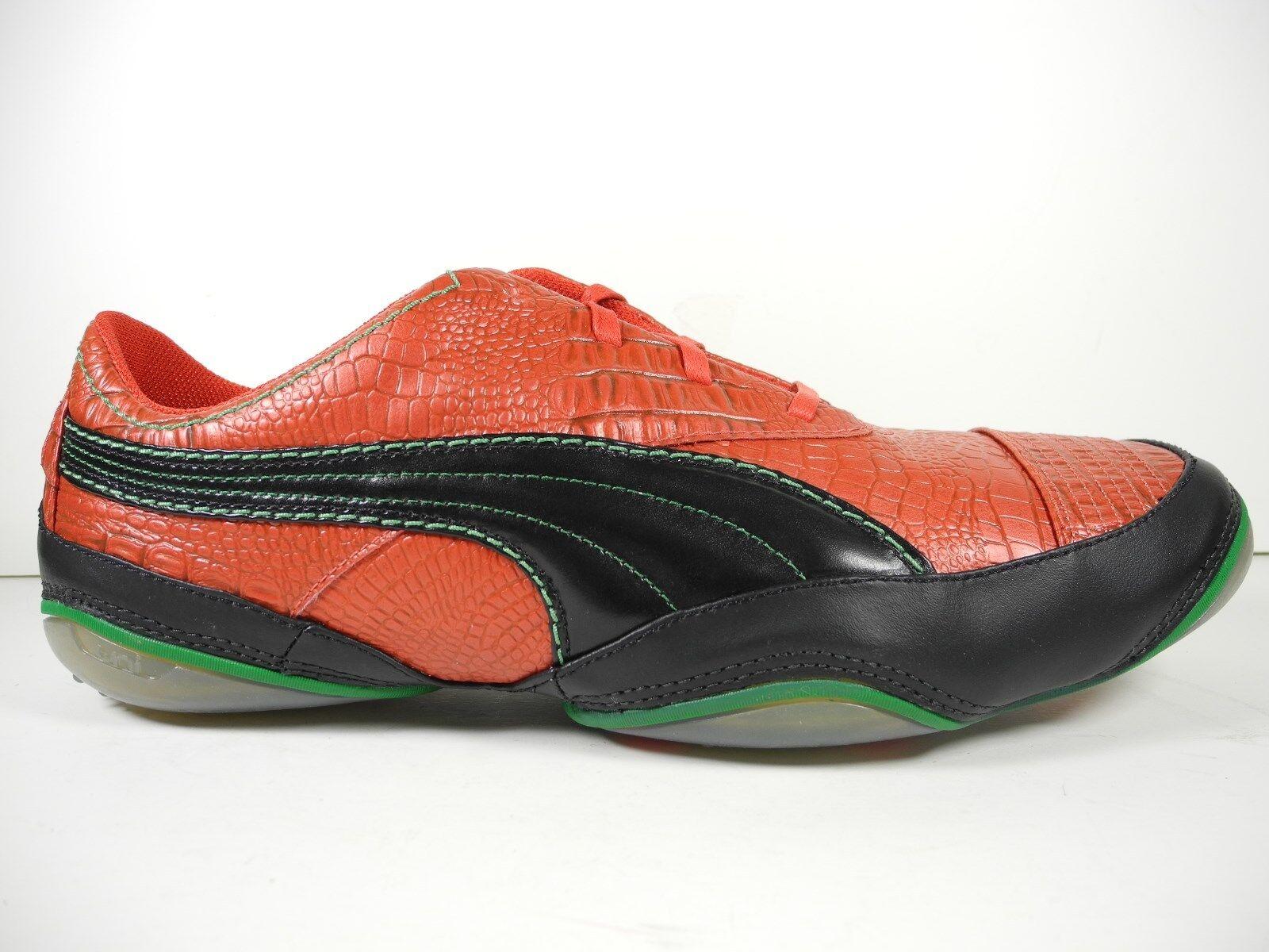 NEW Puma Puma NEW USAN METALLIC CROC Homme Chaussures 25970f